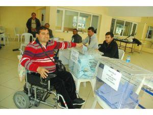 Engellilere 'Seçim' Kolaylığı
