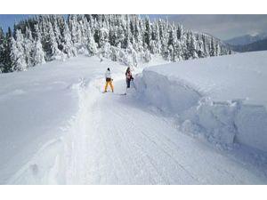 Kar Kalınlığı 120 Cm'yi Buldu
