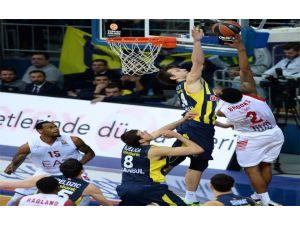 Fenerbahçe Milan'ı 98-77 Mağlup Etti