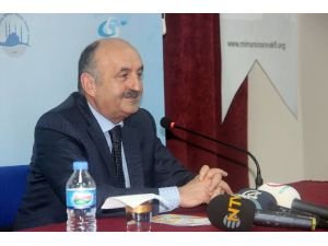 Sağlık Bakanı Müezzinoğlu'ndan Domuz Gribi Açıklaması