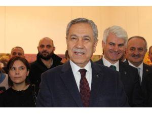 Arınç'tan Erdoğan Yorumu: Uygun Bulmuyorum
