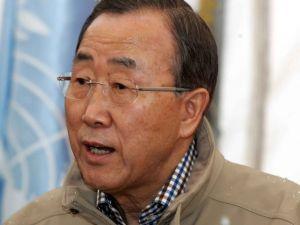 Ban Ki Moon Haseke'deki Saldırıyı Kınadı