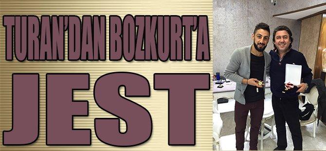 Turan'dan Bozkurt'a Jest