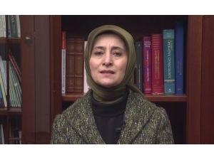 Sare Davutoğlu Da Dur Dedi