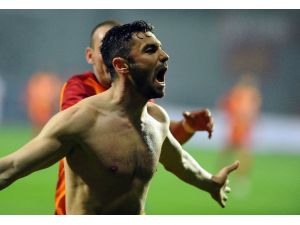 Burak Yılmaz'dan Galatasaray'a 18 Puan