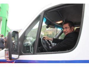 Bakan, Şoför Koltuğunda