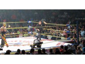 Amerikan Güreşçisinin Korkunç Ölümü !