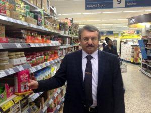 Türk Çayı İngiltere Deplasmanında