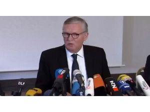 Germanwings Ceo'su Açıklama Yaptı