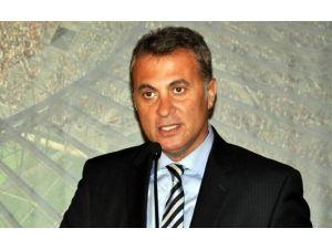 Beşiktaş Başkanı Orman Fena Patladı