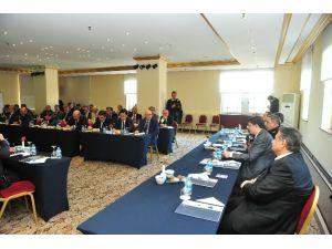 Heybeliada'da Seçim Güvenliği Zirvesi
