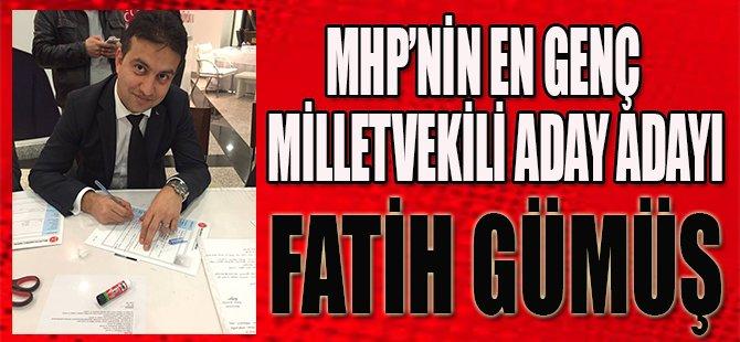 MHP'nin En Genç Milletvekili Aday Adayı Gümüş