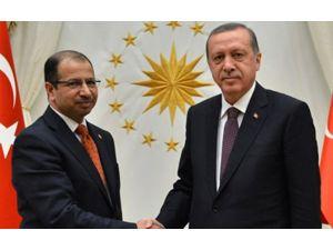 Erdoğan'dan İki Ayrı Kabul