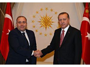 Erdoğan Polonyalı Bakanlarla Görüştü