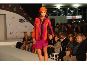 Atatürk Havalimanı'nda Hollywood Ünlüleri Podyuma Çıktı