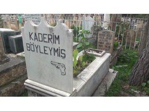 Ölüm Sebepleri Mezar Taşlarında !