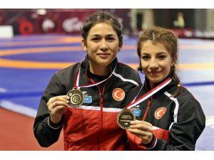 Minderin Sultanları'ndan 2 Madalya