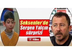Seksenler'de Sergen Yalçın Sürprizi