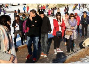 Türkiye'ye Gelen Yabancı Sayısı Arttı