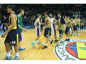 Fenerbahçe Ülker'de Şok! Sezonu Kapattı