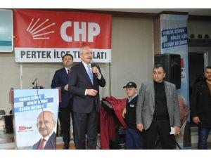 Eski Chp'li Başkandan Kılıçdaroğlu'na Şok Suçlama !