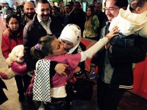 Savaşın Ayırdığı Anne-kız İstanbul'da Buluştu
