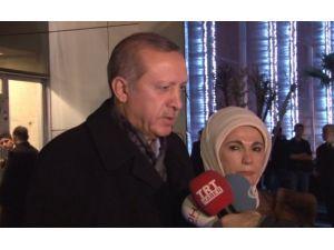 Cumhurbaşkanı Erdoğan 'Bizim Hikaye'yi İzledi
