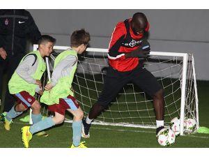 Trabzonspor'da Böyle Antreman Görülmedi