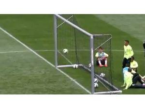 Bu Gol Fizik Kurallarına Aykırı