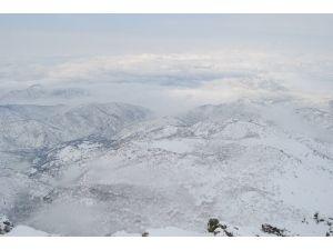 Munzur Dağları'ndan Buzul Keşfedildi