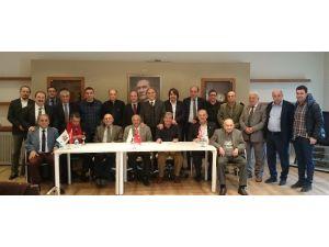 Türkiye Futbol Vakfı'nda Başkan Değişmedi