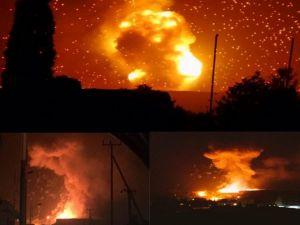 Yemen'e Yönelik Operasyon 5. Gününde