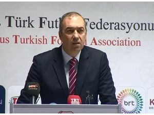 Kıbrıs Türk Futbol Federasyonu Fıfa'ya Başvurdu