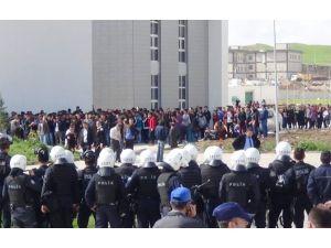 Siirt Üniversitesi'nde Tehlikeli Gerginlik!