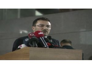 Selami Altınok: Savcımız Ağır Yaralı, 2 Terörist Öldürüldü