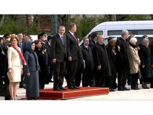 Erdoğan'a Romanya'da Resmi Tören