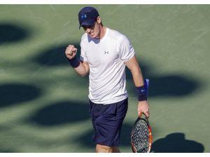 Andy Murray 5. Kez 'Dalya' Dedi