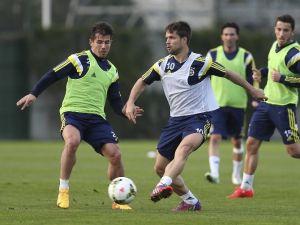 Fenerbahçe Maç Hazırlıklarını Sürdürüyor