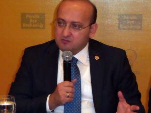Başbakan Yardımcısı İstanbul Emniyet Müdürlüğü'nde