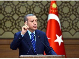 Erdoğan'dan Kınama Geldi