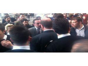 Başsavcı Vekili Avukatlarla Görüştü