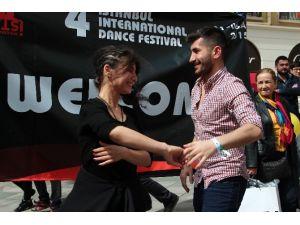 4. İstanbul Uluslararası Dans Festivali Başladı
