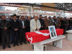 Cezayir'de Ölen Türk İşçi Son Yolculuğuna Uğurlandı