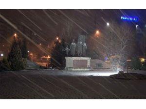 Başkent'te Bahar Karı