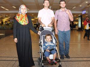 Yemen'den Kaçan Türkler Türkiye'de