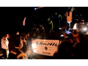 Fenerbahçe Yola Zırhlı Araç İle Devam Ediyor