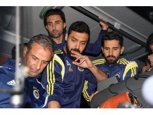 Fenerbahçe Havalimanına Ulaştı