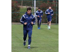 Fenerbahçe'de 3 Futbolcu Antrenmana Çıkmadı