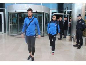 Trabzonspor Kafilesi Torku Arena'ya Geldi