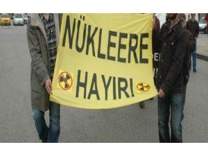 Nükleer Santral Eylemi